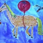 лошадь—на—шаре