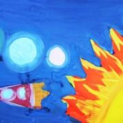 ракета-солнце