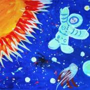 солнце-космонавт