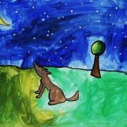 собака-луна