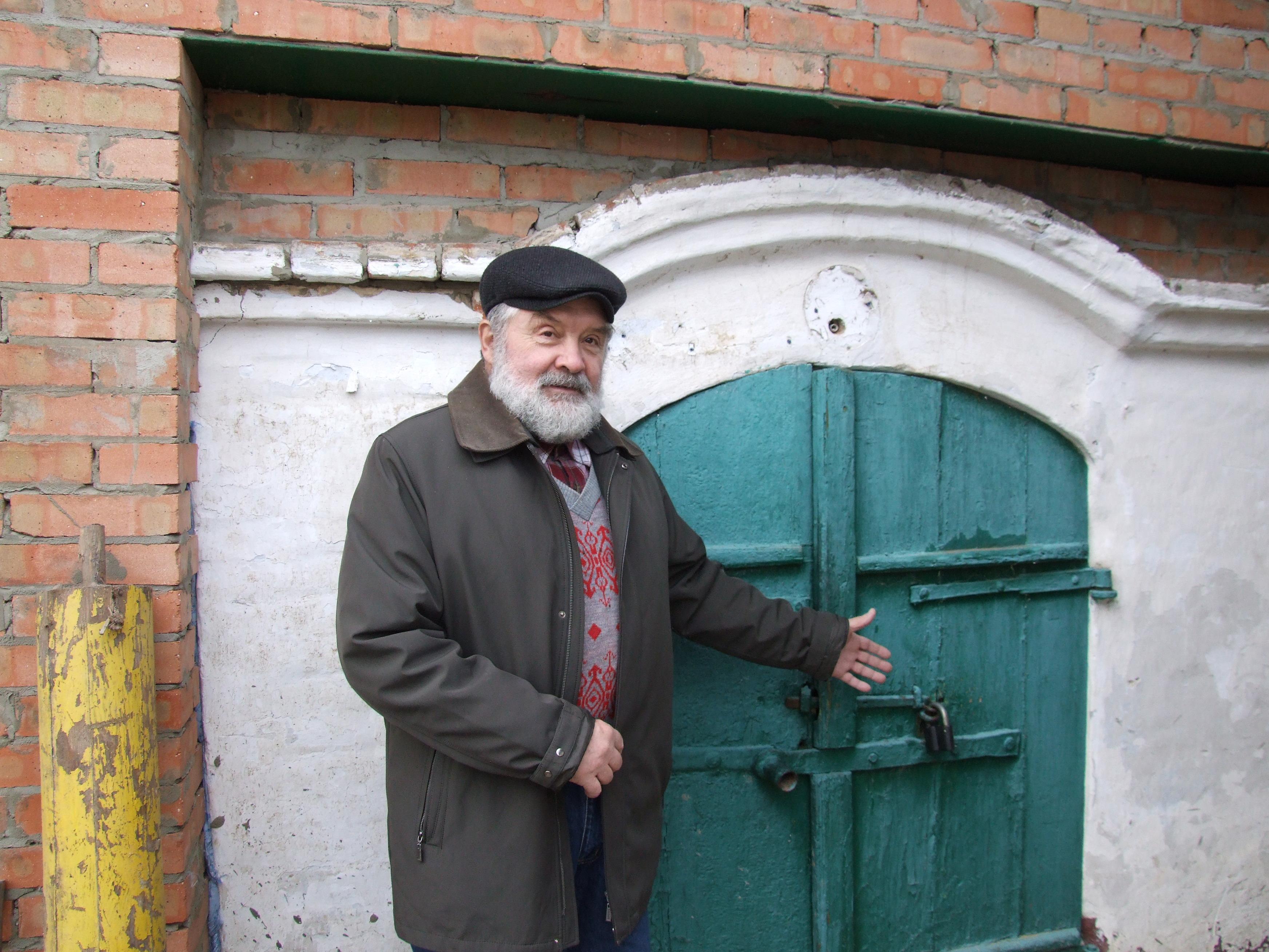 Сергей Николаевич Сычевой