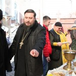В Георгиевском храме прошел праздник, посвященный Прощеному воскресенью