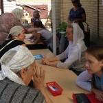 В Георгиевском храме Таганрога прошла социальная акция «Час консультаций».