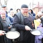 В Георгиевском храме прошел праздник, посвященный Прощеному воскресенью.
