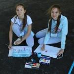 Воскресная школа Георгиевского храма отметила окончание учебного года  школьным кинофестивалем.