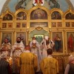 Престольный день Архистратига Михаила