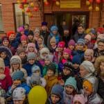 Освящение куполов и открытие духовно-просветительского центра
