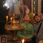 «Детская» литургия